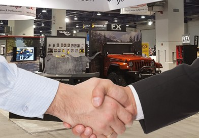 Aftermarket Professionals Prep for The SEMA Show