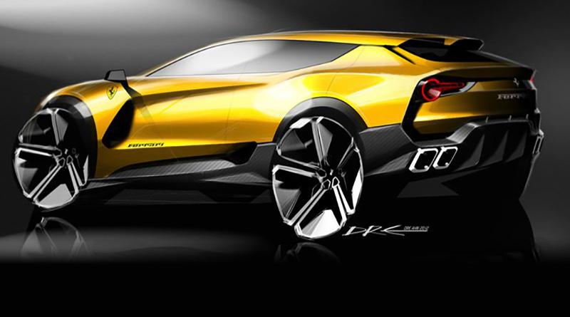 Lamborghini, FUV, & Death of the Combustion Engine?