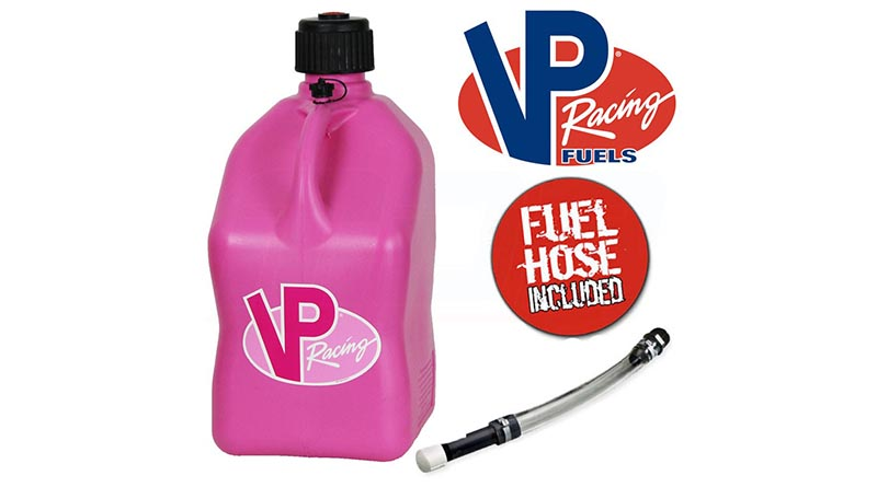 Pink VP Fuel Can