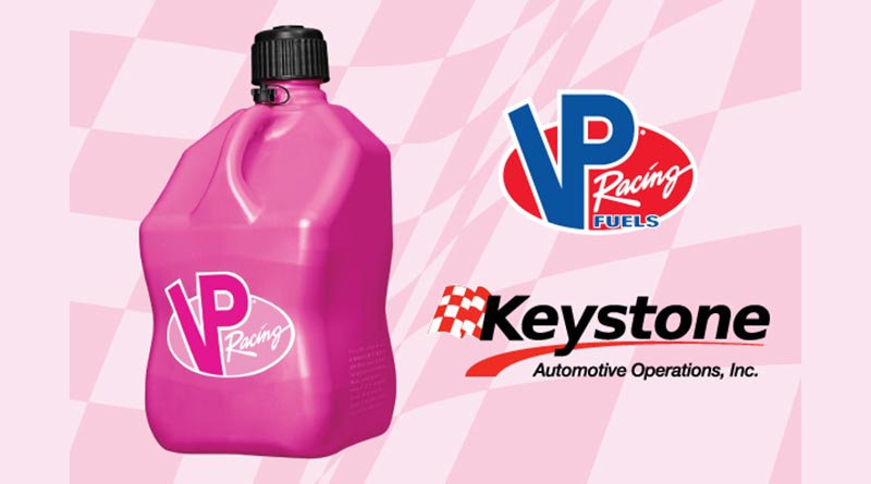 VP Fuel Can Pink