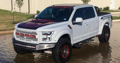 N-FAB Ford Raptor - Look good with a ReadyLIFT SST Lift Kit!