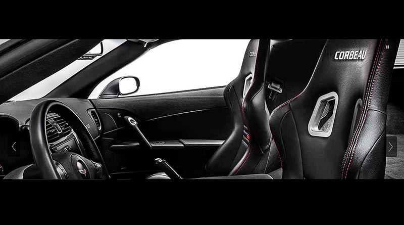 Corbeau - aftermarket seating