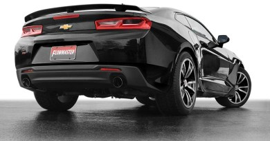 2016 Chevy Camaro Flowmaster Axle-Back