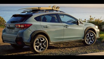 Aggressive Wheel and Tire Packages    on a Subaru Crosstrek