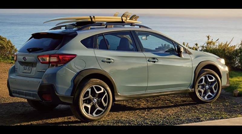 Vehicle Spotlight 2018 Subaru Crosstrek Is Ready For Adventure