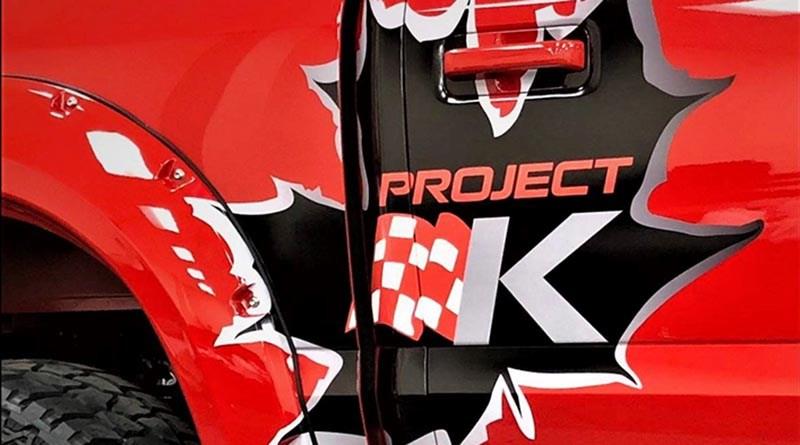 Keystone Canada Project K