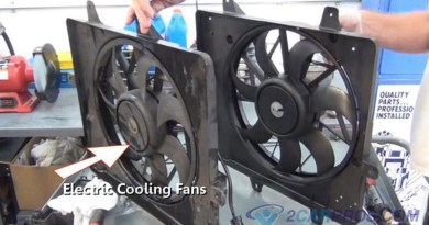 Flex-a-lite electric cooling fan