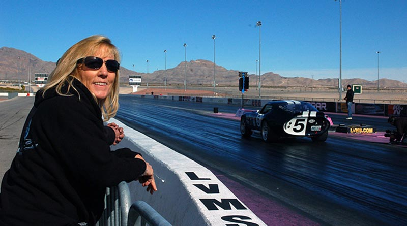 Factory Five Road Racing with Karen Salvaggio