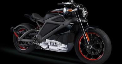 Harley Davidson electric concept.