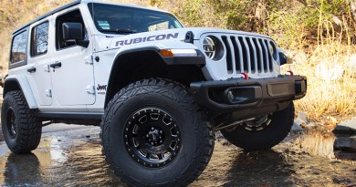 JL Lift Kit – Rubicon Express 2.0 System