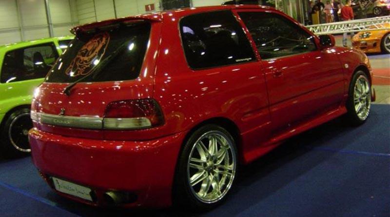 Kei Cars - Daihatsu Charade