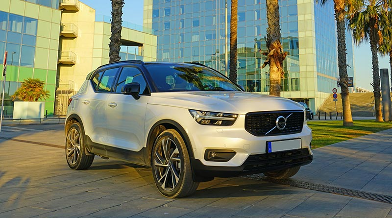 The 2018 Volvo XC40 is everything you could ever want in a crossover.
