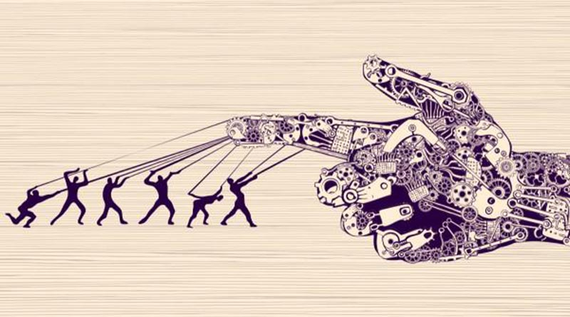 Auto industry robotics