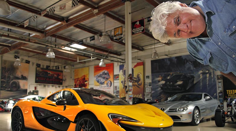 Top 10 Web Shows for Black Thumbs - Jay Leno's Garage