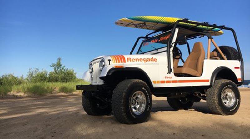 NFI Empire Jeep Renegade