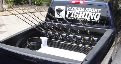 Truck bed modification - turn your bed into fishing central.
