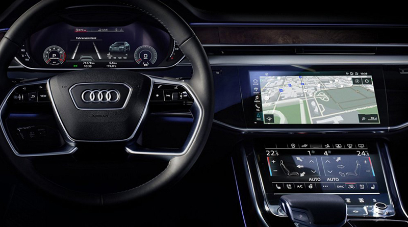 Infotainment Systems - 2019 Audi