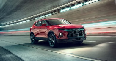 Meet the all new Chevy Blazer
