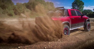 The RAM TRX plans to dethrone the Ford Raptor.
