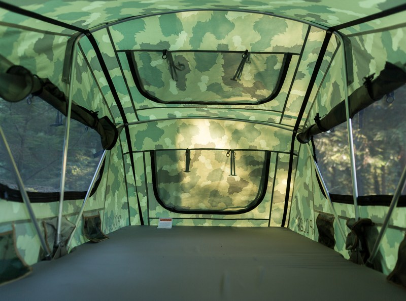 SkyRise Rooftop Tent