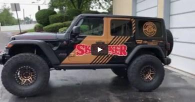 WATCH THIS: 40s On A JL – Skyjacker JL Dual Rate JL Lift Kits