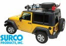 Surco Safari Rack – Take It All With You