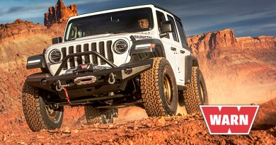 American Icons: WARN Elite JL Wrangler Front Bumpers