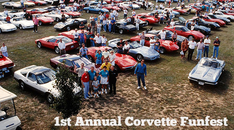 Remember the 1st Annual Corvette Fun Fest?