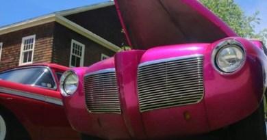 Poughkeepsie Journal - Hudson Car Show