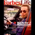 Elon Musk - Forbes Life Magazine