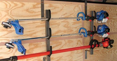 Rack Em Manufacturing offers a variety of storage solutions.