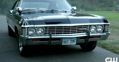 """Metallicar"" 1967 Chevy Impala 4-door hard top, Supernatural (2005-Current)"
