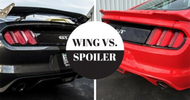 5 Misunderstood Car Mods - Wing vs Spoiler