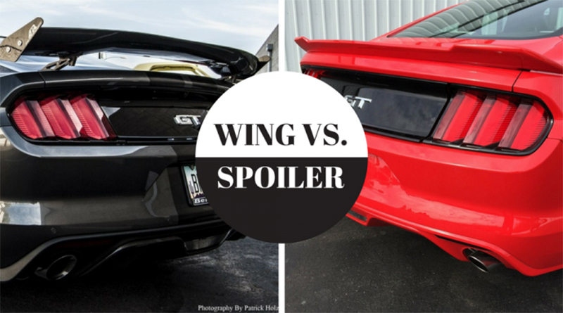 5 Misunderstood Car Mods - Wing vs Spoiler
