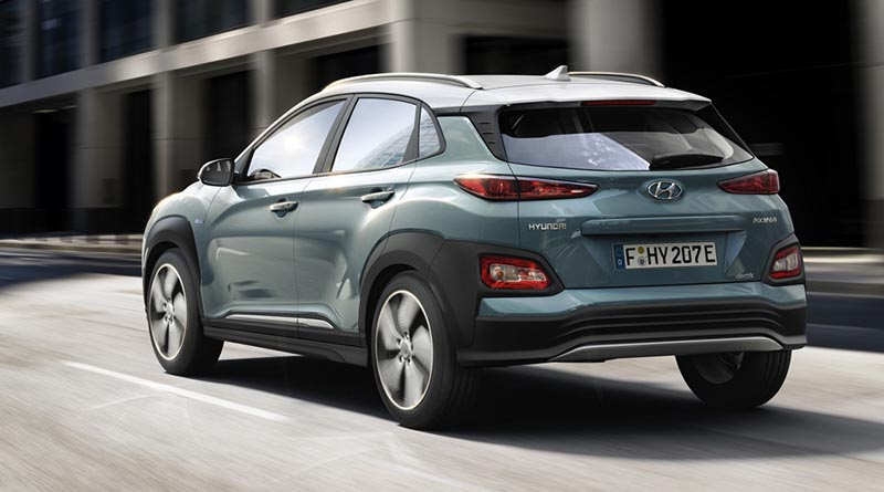 The 2019 Hyundai Kona is unconventionally sexy.