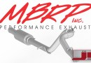 MBRP Cat Back JL Wrangler Exhaust Systems
