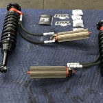 Gobel pulled the trigger on Fox bypass shocks for the best off-road performance.