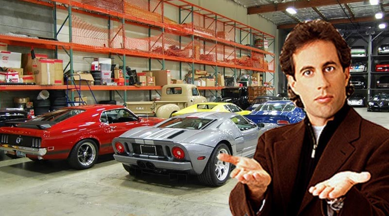 Seinfeld - Top Funnymen in the Auto Industry