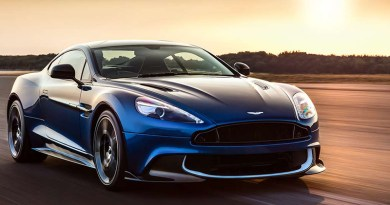 Aston Martin looks for revenge with the Vanquish