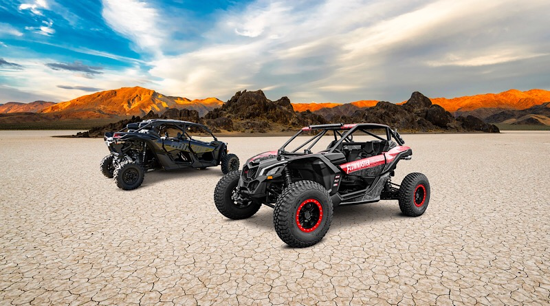 Battle of the SxS's: Can-Am and Textron Off Road Set Their