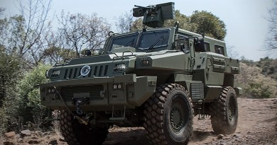 5 of Baddest Military Vehicles Throughout History