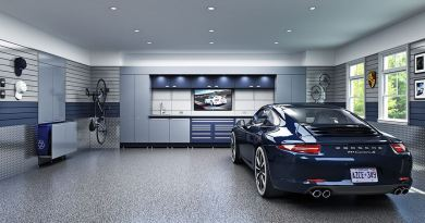 Any dream garage starts with the basics.