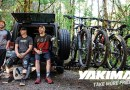 BackSwing Bike Rack Hitch Adapter From Yakima – VIDEO