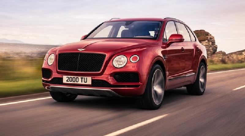 The 2019 Bentley Bentayaga is the fastest SUV in the world. And for that kind of speed, it'll cost you.
