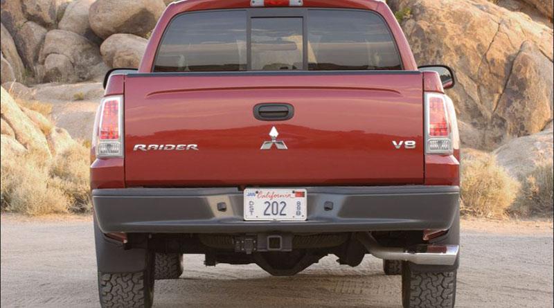 Vehicle Spotlight The Mitsubishi Raider Cousin Of The Dodge Dakota The Last Mid Size Samurai The Engine Block
