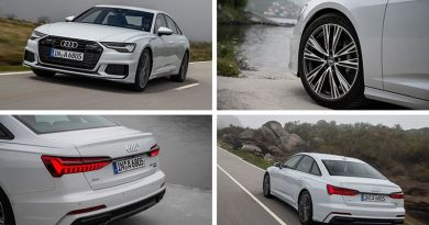 Learn about the new, but familiar 2019 Audi A6. Photo Cred: Car and Driver