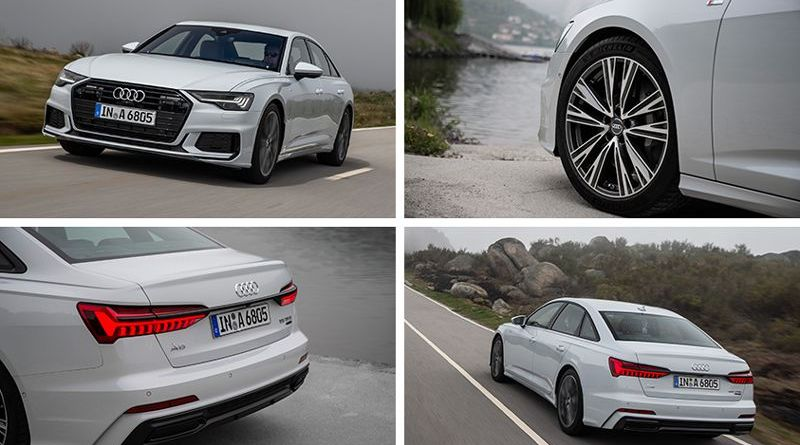 The New 2019 Audi A6 Luxury Sedan With Power And Purpose The