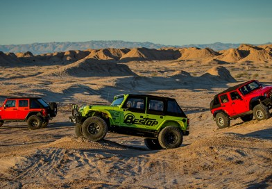 All-New Trektop NX and JL Additions