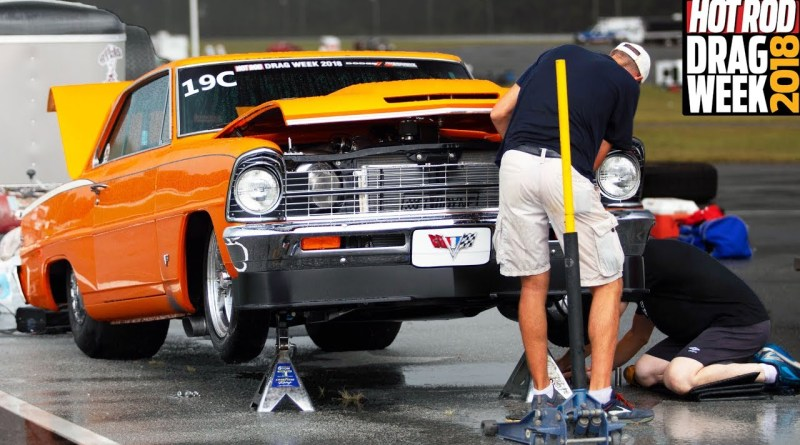 Tools You Wish You Had for Drag Week 2018