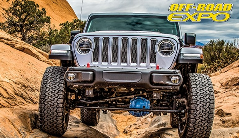 Last week was the 2018 Off-Road Expo in Pomona, California. Off-road enthusiasts came out in full force to see what's new in the world of trailblazing and the products to get you through parts unknown.